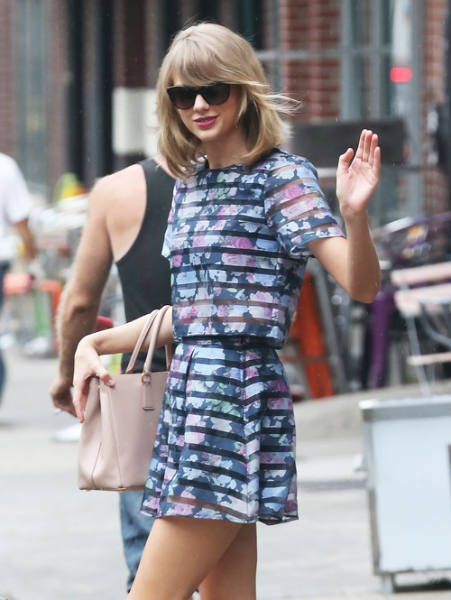 Taylor Swift Disses Kendall Jenner, Harry Styles Dating In 'Shake It Off'