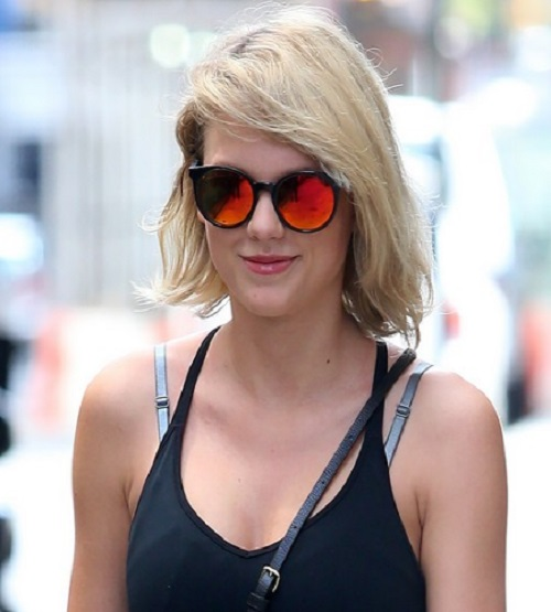 Taylor Swift Spotted Out for the First Time in Months