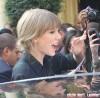 Taylor Swift Leaving Her London Hotel