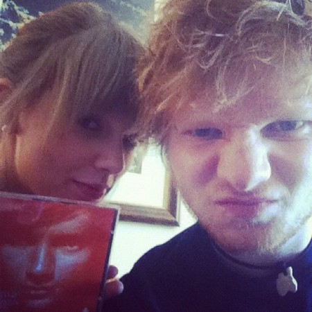 Meet Taylor Swift's New Boyfriend: Ed Sheeran?