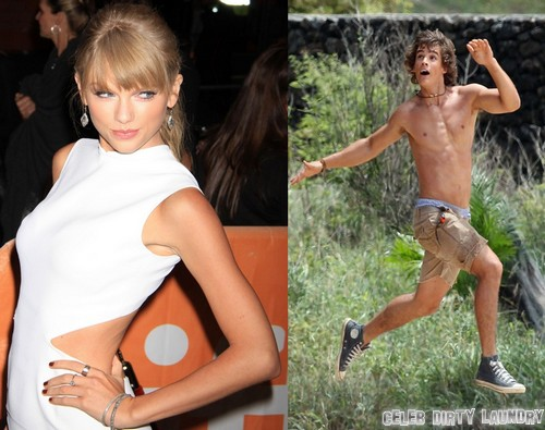 Taylor Swift Dating Brenton Thwaites, Obsessed and Moving To Australia - Buying a Sheep Farm?