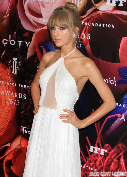 Taylor Swift Hooking Up With British Lover After Gwyneth Paltrow's Urging