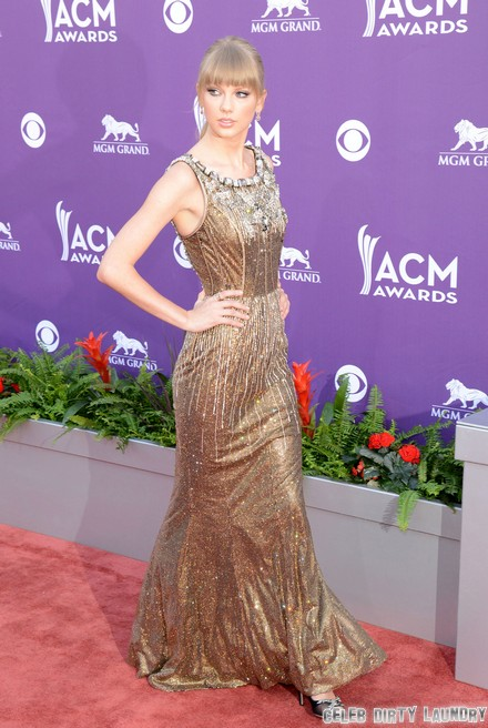 Taylor Swift Demanded To Perform Before John Mayer At ACM Awards