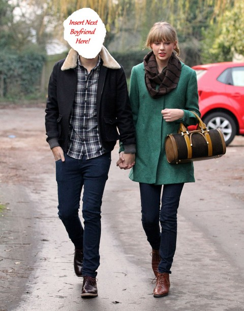 Taylor Swift Linked To Matthew Gray Gubler – Can She Ever Be Without A Boyfriend?