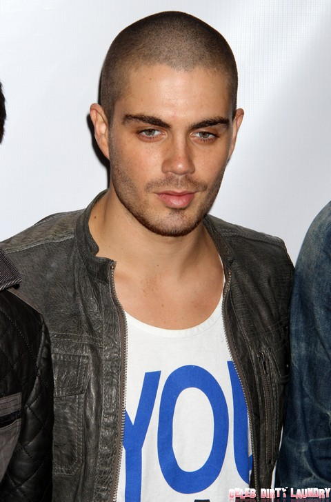 Taylor Swift Wanted By The Wanted's Max George - Wants To Date