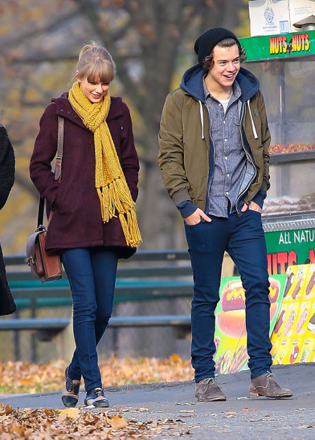 Taylor Swift and Harry Styles Break Up - Split Leads to New Song?
