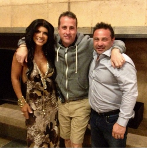 Teresa Giudice Threatens To Quit The Real Housewives of New Jersey's - If Bravo Doesn't Fire Her First!
