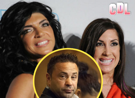 Horrible Comment by Joe Guidice Brings Sworn Enemies Jacqueline Laurita and Teresa Giudice Together
