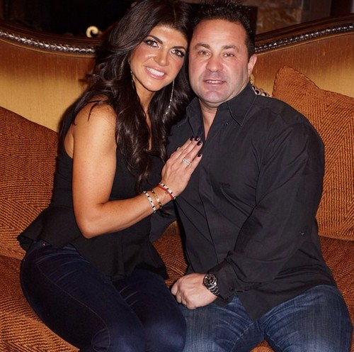 Teresa Giudice Filing Divorce, Pregnant and Fired: Real Housewives of New Jersey Star Getting House Arrest But Joe's Off To Prison