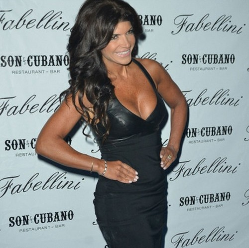 Teresa Giudice Fired - Is Dina Manzo Responsible: Real Housewives of New Jersey in Jeopardy