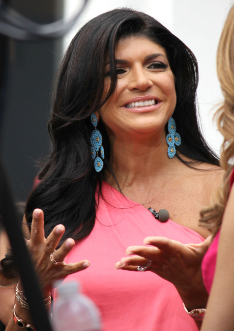 Real Housewives of New Jersey's Teresa Giudice Reaches Breaking Point - Nervous Breakdown Looms As She Contemplates Impending Prison Life!