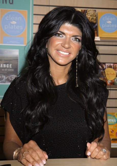 "Teresa Giudice of ""The Real Housewives of New Jersey"" Gets The Cold Shoulder From Madonna!"