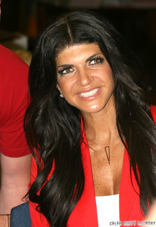 Teresa Giudice and Joe Giudice's Bankruptcy Looms! – But $11 Million Debt Doesn't Make Teresa Blue