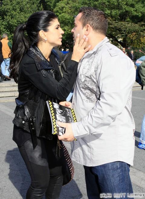 Teresa Giudice Catches Joe Giudice Cheating AGAIN - Real Housewives of New Jersey Calamity!