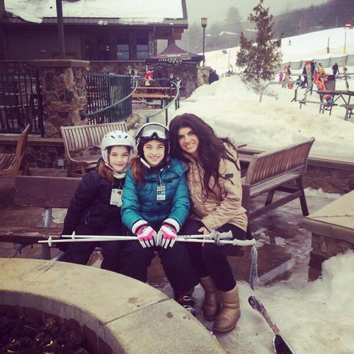 Teresa Giudice Tells Daughters She's a Guilty Criminal and Going To Jail While the Cameras Roll for RHONJ - UPDATE: Teresa Denies This