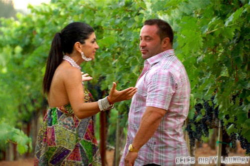 Teresa Giudice Split With Husband Joe Giudice Ordered By Brother Joe Gorga - RHONJ Season 5 Episode 4
