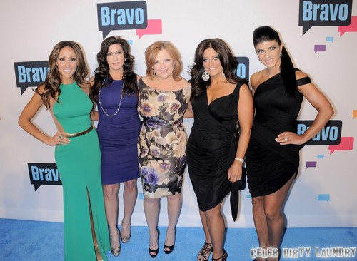 Teresa Giudice Blames Jacqueline Laurita For Her Son's Autism - Says It's Karma!