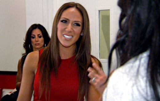 Melissa Gorga Confronts the Evil Women Spreading Lies about her Cheating Ways: How'd the Throwdown Pan Out?