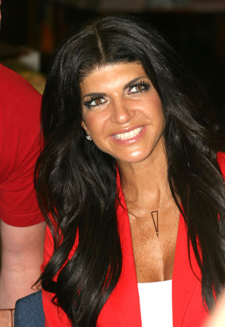 Real Housewives of New Jersey Teresa Giudice Overjoyed to Receive Invite to NeNe Leakes' Wedding -- But She Can't Attend!