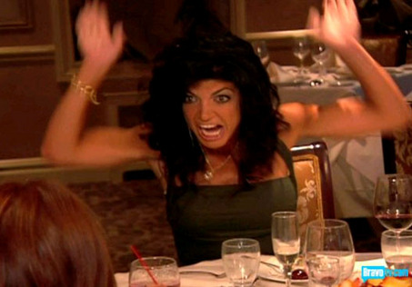 Teresa Giudice Wants to Open Another Restaurant - This One in Prison?