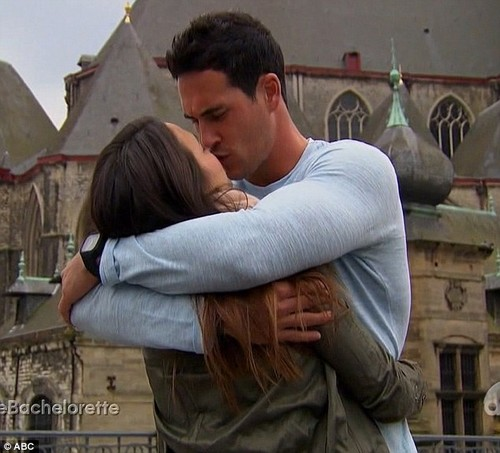 Josh Murray Cheating On Andi Dorfman But Bachelorette 2014 Needs TV Marriage So She Tolerates Brittany McCord