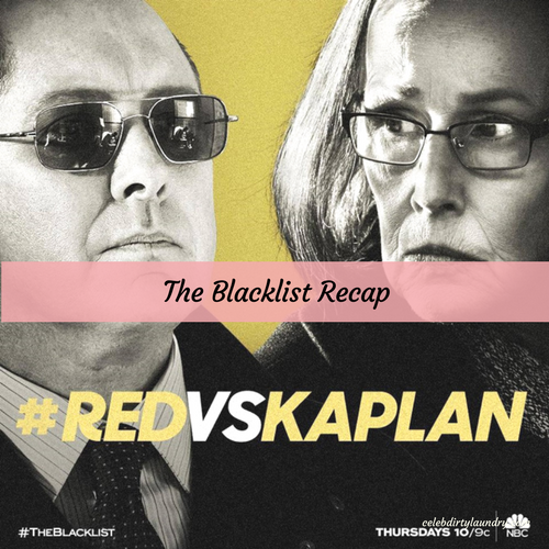 "The Blacklist Recap 4/27/17: Season 4 Episode 18 ""Philomela"""