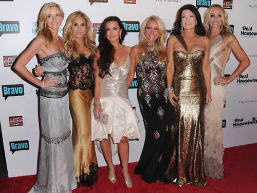 """The Real Housewives of Beverly Hills """"Reunion Part One"""" RECAP 3/25/13"""