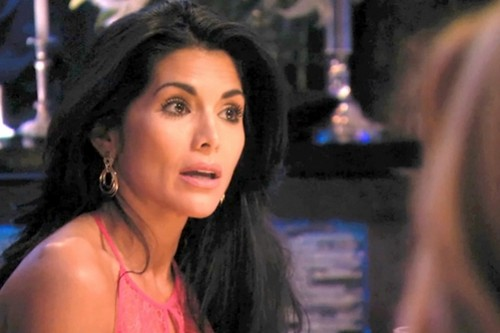 """The Real Housewives Of Beverly Hills RECAP 12/30/13: Season 4 Episode 9 """"Guess Who's Coming To Dinner?"""""""
