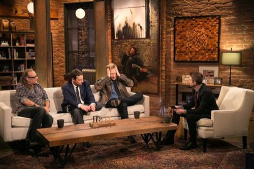 Talking Dead Recap 10/19/14: Season 4 Episode 2 With Chad L. Coleman and Matt Jones
