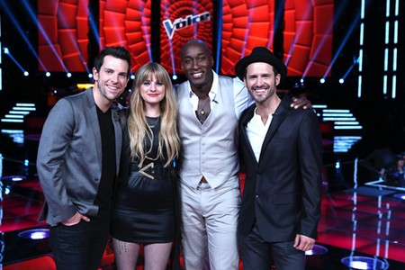The Voice Season 2 Finale SPOILERS!