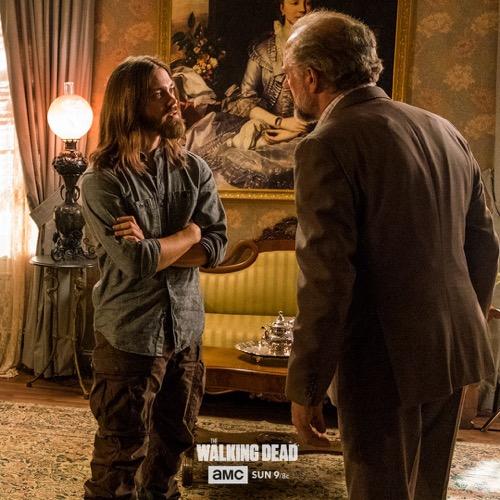 """The Walking Dead Recap - Oceanside Ravaged by Saviors: Season 7 Episode 6 """"Swear"""""""