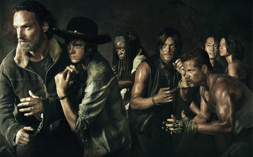 The Walking Dead Season 6 Spoilers: Negan and The Saviors - More Alexandria Safe Zone, Premiere In October