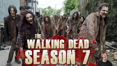 Walking Dead 7 Season