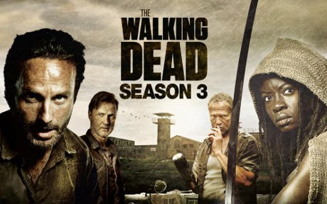 """""""The Walking Dead"""" Season 3: Spoilers and Previews -- War Looms on the Horizon!"""