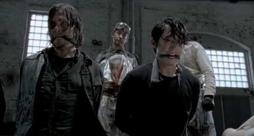 The Walking Dead Season 5 Spoilers Trailer - The Gang Is Headed To Washington (VIDEO)