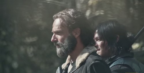 The Walking Dead Season 5 Spoilers Second Half Premiere Synopsis: Rick and Company On The Run - Promo Video