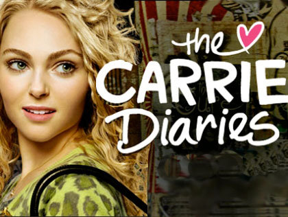 The Carrie Diaries Series Premiere is Coming to The CW this January!