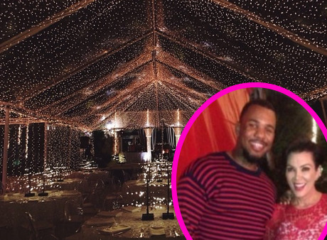 Khloe Kardashian's Alleged Lovers, Matt Kemp and The Game, Both Attend Kris Jenner's Christmas Eve Party!
