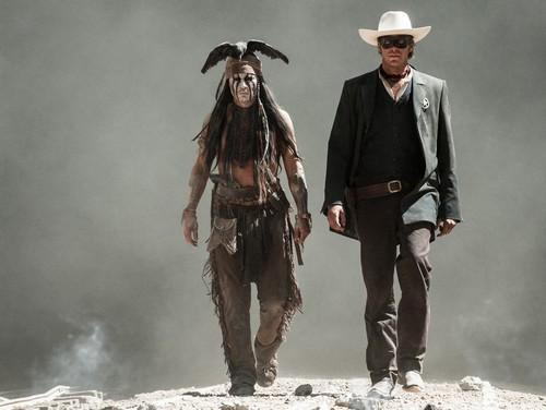 Johnny Depp Blames American Critics For The Lone Ranger Box Office Bomb