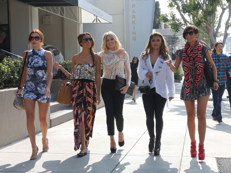 CDL Exclusive: Interview With UK Girl Group The Saturdays