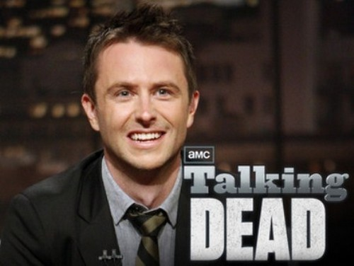 Talking Dead Live Recap 12/1/13: With Robert Kirkman, Lauren Cohan, & Mystery Walking Dead Cast Member