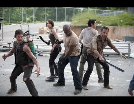 the walking dead season 3 sneaks peaks and video