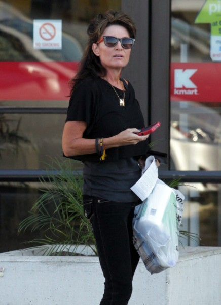 Super Thin Sarah Palin Using Bristol Palin On Dancing With The Stars To Promote New Book? 1010