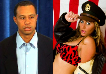 Racist Remarks From Tiger's Mistress Devon James and Husband