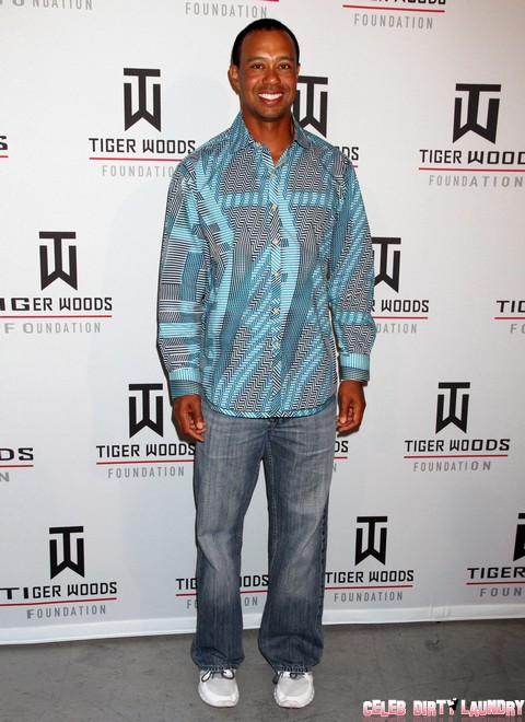 """Tiger Woods Proposed Marriage To Lindsay Vonn and She Said """"No - Not Getting Married!"""""""