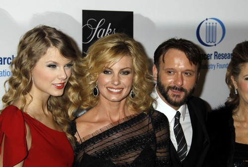 Faith Hill and Tim McGraw's Marriage Troubles Mediated By Faith's Brother, Zachary White, Reformed Junkie