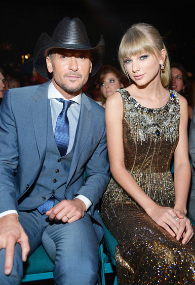 Faith Hill Jealous Of Taylor Swift Cheating With Tim McGraw - Threatens Divorce and Separation