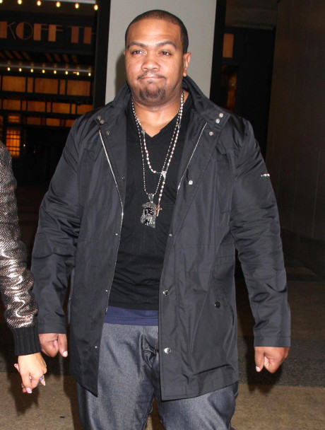 Timbaland's Wife Monique Mosley Files for Divorce: She Wants ALL his Money!