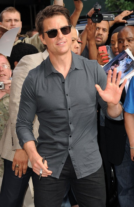 Tom Cruise Desperate For New Wife, New Life, New Baby: Willing To Sever Ties With Church Of Scientology?