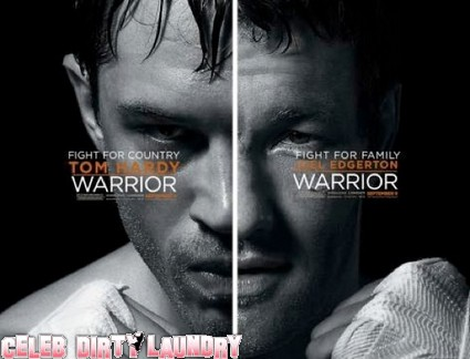 MMA 'Warrior' Movie So Realistic Tom Hardy Broke Bones